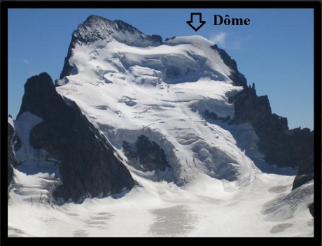 Dôme Ecrins