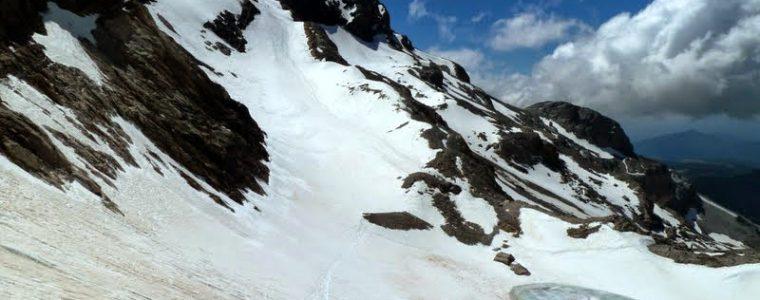 Mont Perdut per la via clàssica de la cara nord